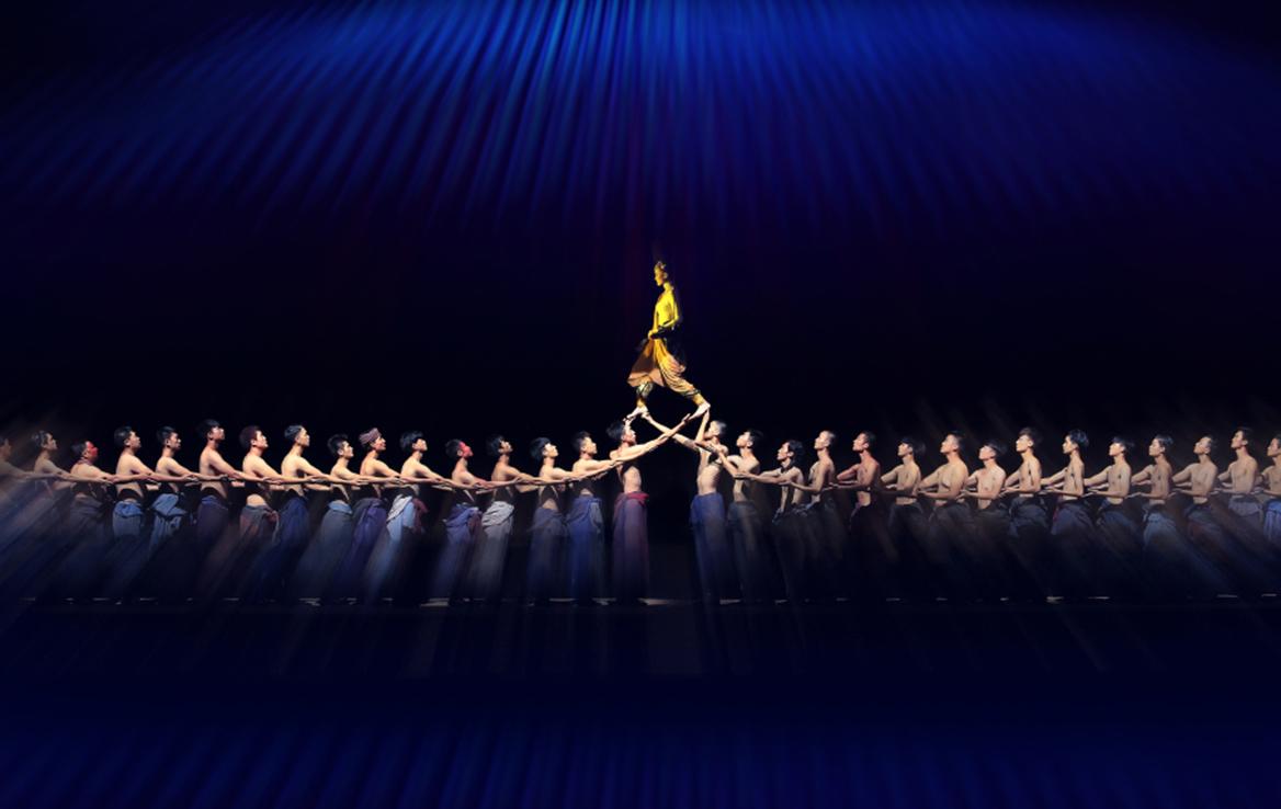 大型室内情景体验剧《又见敦煌》 - 著名导演王潮歌作品 - 在行走穿越敦煌千年历史